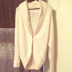 Like new BEBE cozy sweater